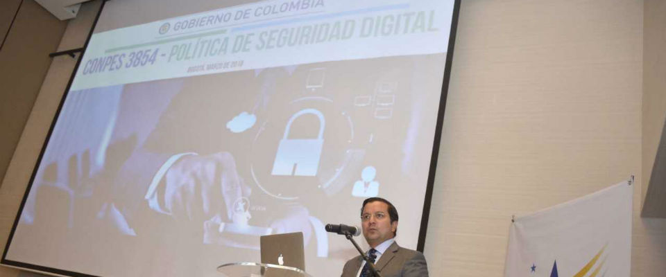 Seguridad digital, tema central del foro AmCham con el sector industrial y TIC colombiano